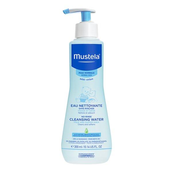 Mustela Почистващ флуид Physio Bebe 300 мл. /без изплакване/ 8497